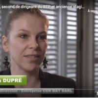 Aurelia Dupré, stagiaire ESJDB