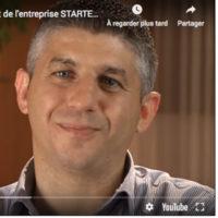 Joseph Spataro, stagiaire ESJDB