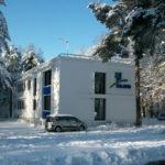 ESJDB siège sous la neige